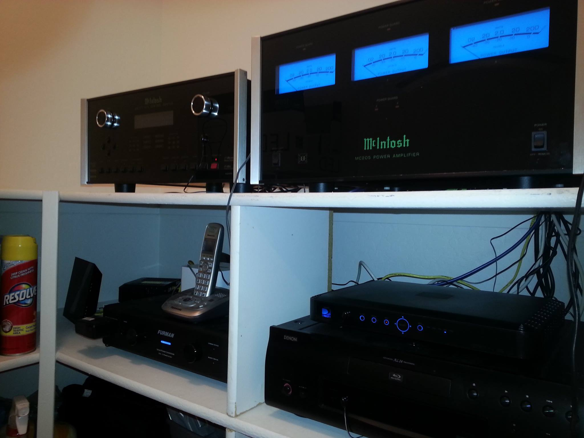 McIntosh Home Theater